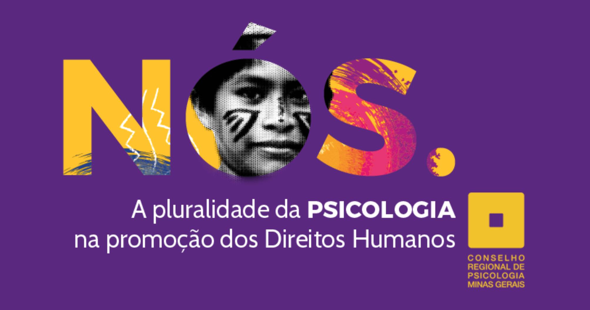 Nós, Humanas - Dia dos Psicólogo - CRP-MG