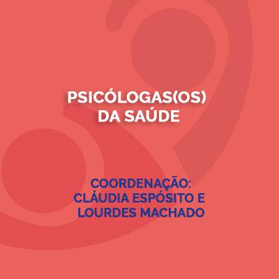 Psicólogas(os) da saúde