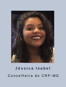 Jéssica Isabel conselheira do CRP-MG